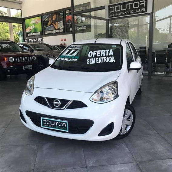 Nissan March 1.0 Sv 12v Flex 4p Manual 2017 / March 17