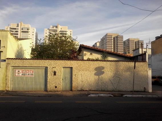 Casa À Venda, 265 M² Por R$ 1.350.000,00 - Santo Antônio - São Caetano Do Sul/sp - Ca0551