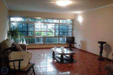Casa Em Santos Bairro Ponta Da Praia - V5116