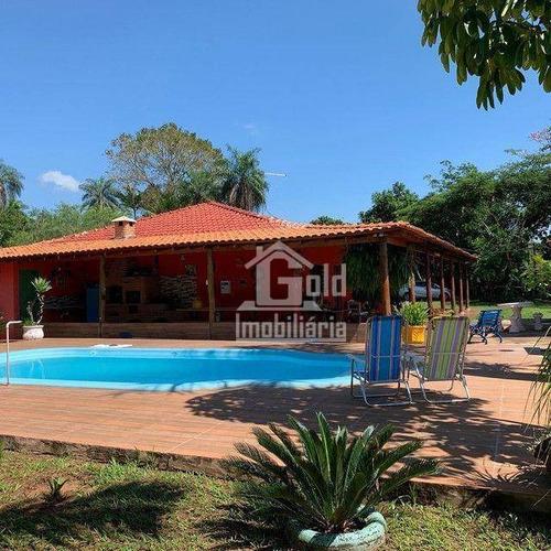 Imagem 1 de 6 de Chácara À Venda, Com 24200 M² Por R$ 850.000 - Zona Rural - Bauru/sp - Ch0088