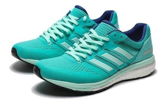 Tenis Dama adidas Adizero Boston W Bb6498 Running Correr