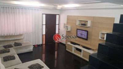 Sobrado Com 6 Dormitórios À Venda, 195 M² - Prosperidade - São Caetano Do Sul/sp - So7412