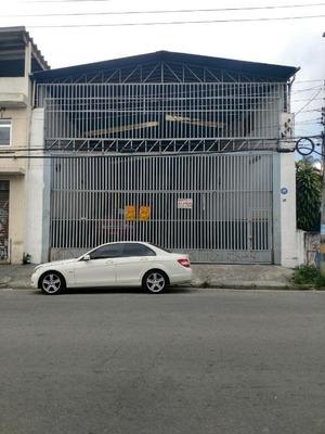 Galpão À Venda, 271 M² Por R$ 1.490.000 - Vila Dionisia - São Paulo/sp - Ga0028