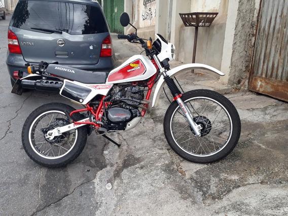 Honda Xl250r, 82 Motor Japonês