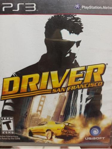 Driver São Francisco Ps3 Mídia Física