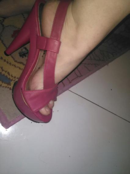 Lindos Zapatos De Tacon Elegante Para Dama
