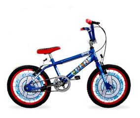 Bicicleta Disney Avengers Marvel R16 Envío Gratis