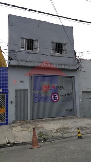 Prédio Comercial Para Aluguel, Ipiranga - São Paulo/sp - 5162