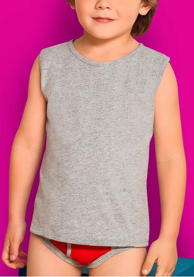 Vicky Form - Camiseta 8 Gris 00n2209