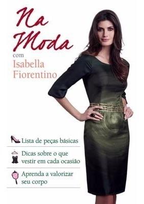 Livro Na Moda Com Isabella Fiorentino