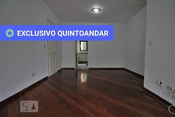 Apartamento No 3º Andar Com 3 Dormitórios E 2 Garagens - Id: 892969243 - 269243