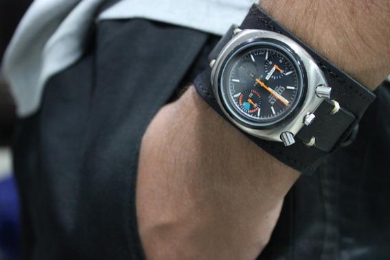 Relógio Citizen 8110 Bullhead Cronógrafo Automático