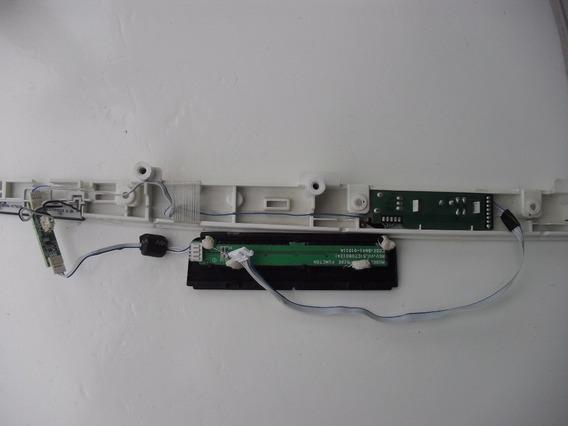 Placa Sensor Cr + Placa Power Samsung T220m Ls22tdssumzd