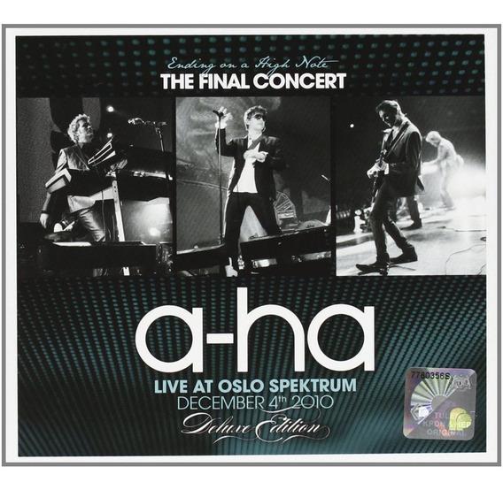 A-ha - Ending On A High Note Live [2cd+dvd] Importado Raro
