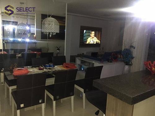 Apartamento Com 3 Dormitórios À Venda, 72 M² Por R$ 599.000,00 - Boa Vista - São Caetano Do Sul/sp - Ap0510