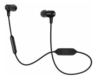 Audífonos inalámbricos JBL E25BT negro