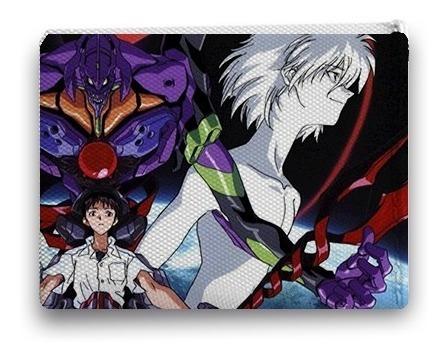 Billetera De Evangelion Neon Genesis , Anime , Retro