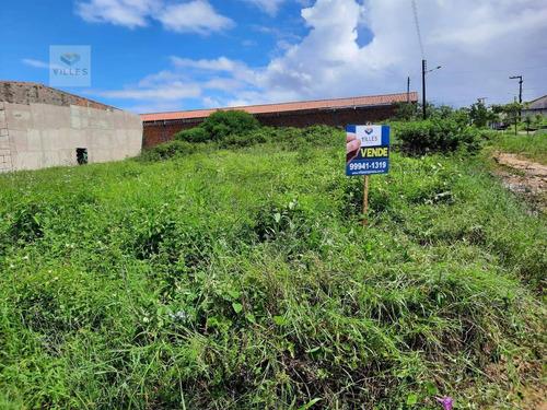Imagem 1 de 7 de Terreno À Venda, 300 M² Por R$ 80.000 - Zélia Barbosa Rocha - Arapiraca/al - Te0019