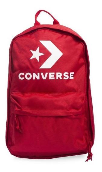 Converse Mochila Lifestyle Hombre Rojo Fkr