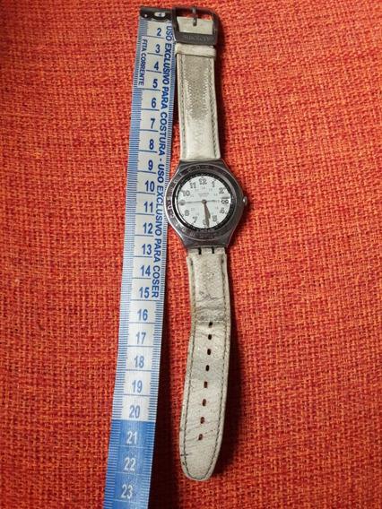 Relógio Antigo Swatch Irony Swiss Ag 1993 Leia A Descrição