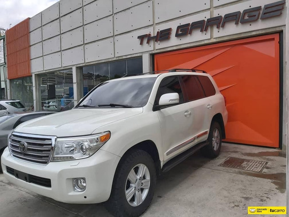 Toyota Land Cruiser Blindada Nivel 4