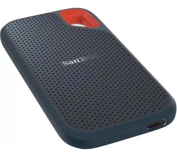 Ssd Portátil Sandisk Extreme 500gb Usb 3.1 (sdssde60-500g)