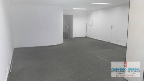 Imagem 1 de 6 de Conjunto, 75 M² - Venda Por R$ 750.000,00 Ou Aluguel Por R$ 2.200,00/mês - Consolação - São Paulo/sp - Cj0053