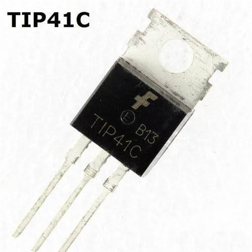 Lote De 40 Unidades Transistor , 20 Tip 41 C Com 20 Tip42c
