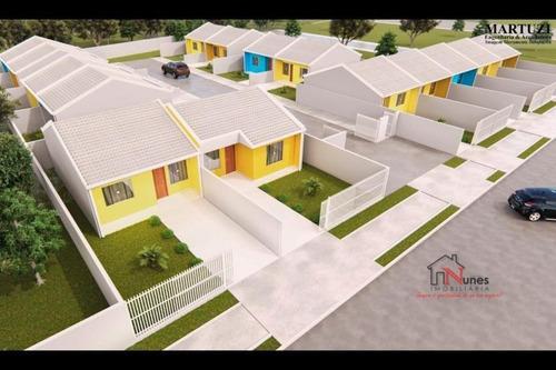 Casa No Bairro Estados Em Fazenda Rio Grande Pr - 16057