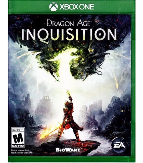 Dragon Age: Inquisition Xbox One (legendado Português)