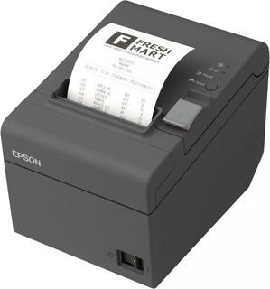 Impresora Termica Ethernet Red Comanda Ticket Epson Tm T20ii