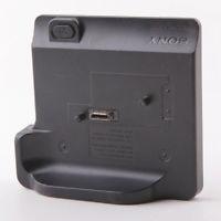 Carregador Base De Filmadora Sony Dcra-c210 Handycam Para Hd