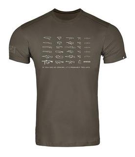 Camiseta T-shirt Invictus Concept Arsenal