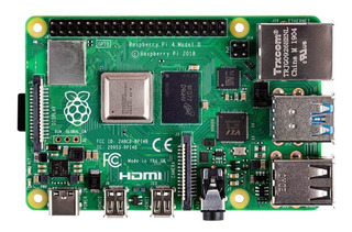 Raspberry Pi 4 Modelo B Con 1/2/4gb Ram Quad Core Cortex-a72