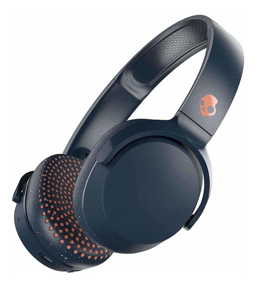 Audífonos inalámbricos Skullcandy Riff Wireless blue y sunset