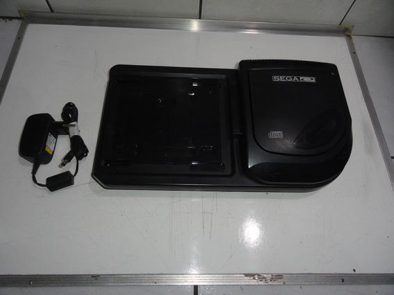 Sega Cd Sem Mega Drive Leitor Novo Console Sem Estoque