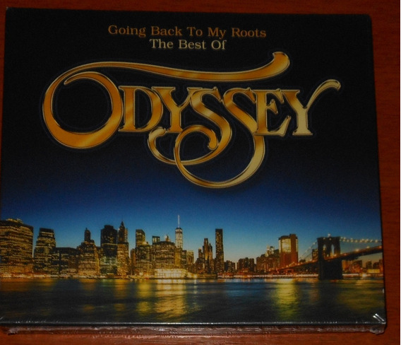 Cd - Odyssey - The Best Of - 02 Cds