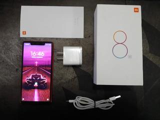 Xiaomi Mi 8se Con Todos Sus Accesorios