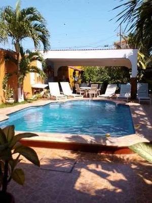 Hermoso Hotel En Venta En Progreso Yucatan