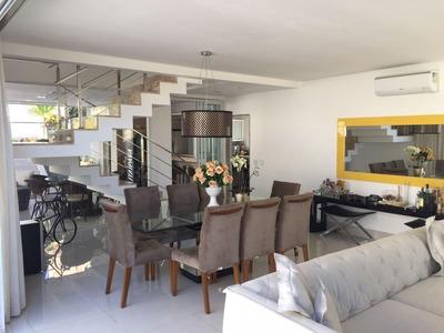 Sobrado Em Residencial Alphaville Flamboyant, Goiânia/go De 297m² 4 Quartos À Venda Por R$ 1.850.000,00 - So239029