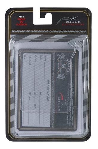 Refil Para Carteira Mitty - Plm3