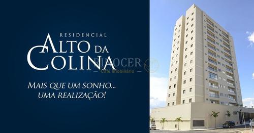 Imagem 1 de 26 de Apartamento Padrão Em Franca - Sp - Ap0517_rncr