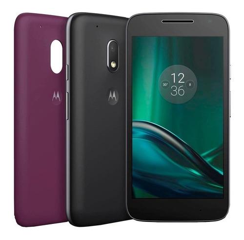 Smartphone Moto G4 Play Dtv 4g Xt1603 16gb Anatel Garantia