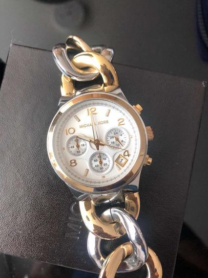 Relógio Michael Kors Novo Na Caixa Modelo Mk 3199