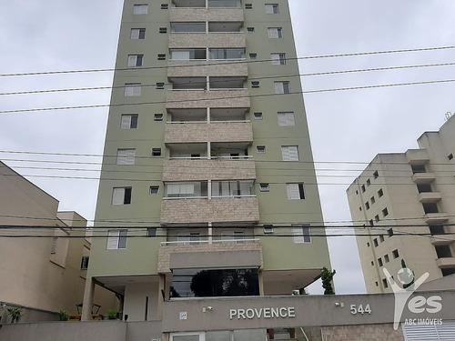 Imagem 1 de 30 de Ref.: 3155 - Apartamento Com Condomínio,03 Dormitórios Sendo 01 Suíte E 02 Vagas No Bairro Campestre, Santo André - Sp - 3155
