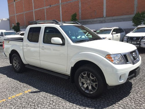 2017 Nissan Frontier Pro 4x4 At