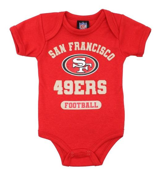 Oferta Pañalero Nfl San Francisco 49ers Football Americano