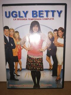 Uggly Betty 5dvd Betty La Fea Segunda Temporada