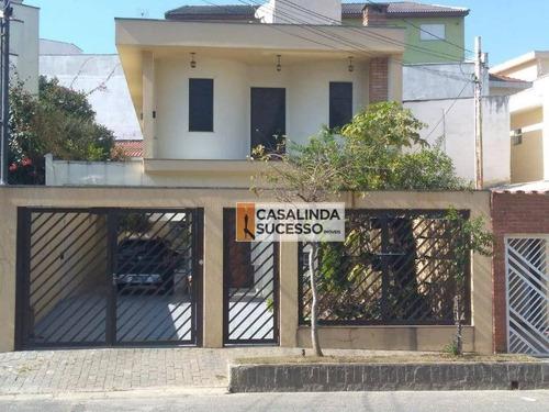 Imagem 1 de 30 de Casa Com 3 Dormitórios À Venda, 200 M² Por R$ 1.180.000,00 - Vila Matilde - São Paulo/sp - Ca6202