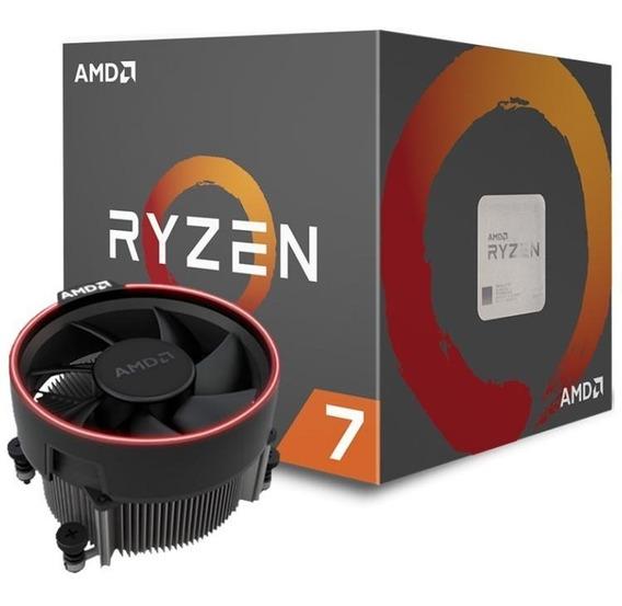 Micro Procesador Amd Ryzen 7 2700 Octacore 3.2ghz Am4